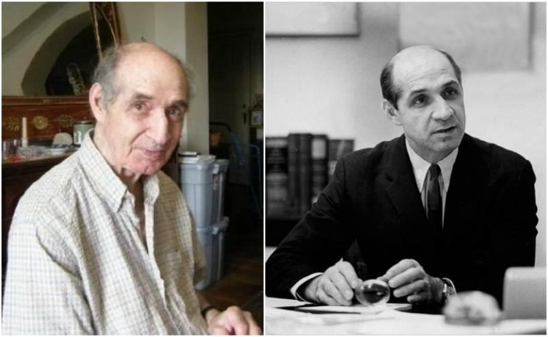 Alexandra Daddario's family - paternal grandfather Emilio Q. Daddario