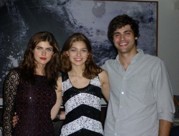 Alexandra Daddario's siblings - brother and sister