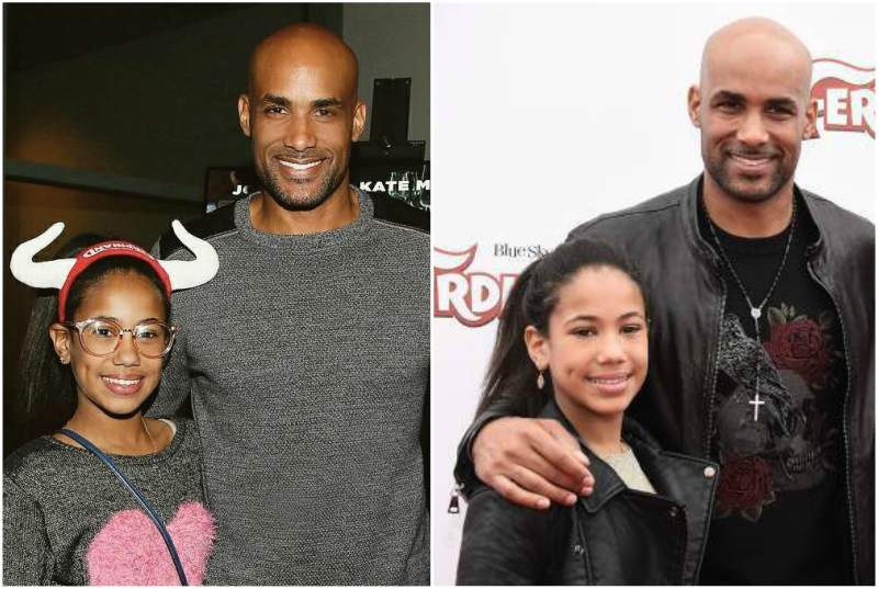 Boris Kodjoe's children - daughter Sophie Tei-Naaki Lee Kodjoe