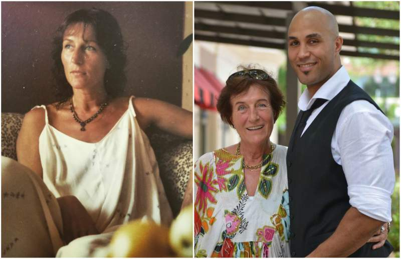 Boris Kodjoe's family - mother Ursula Kodjoe