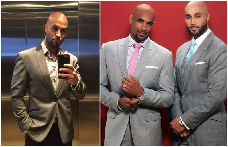 Boris Kodjoe's siblings - brother Patrick Kodjoe