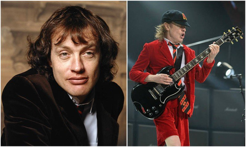 Malcolm Young's siblings - brother Angus McKinnon Young