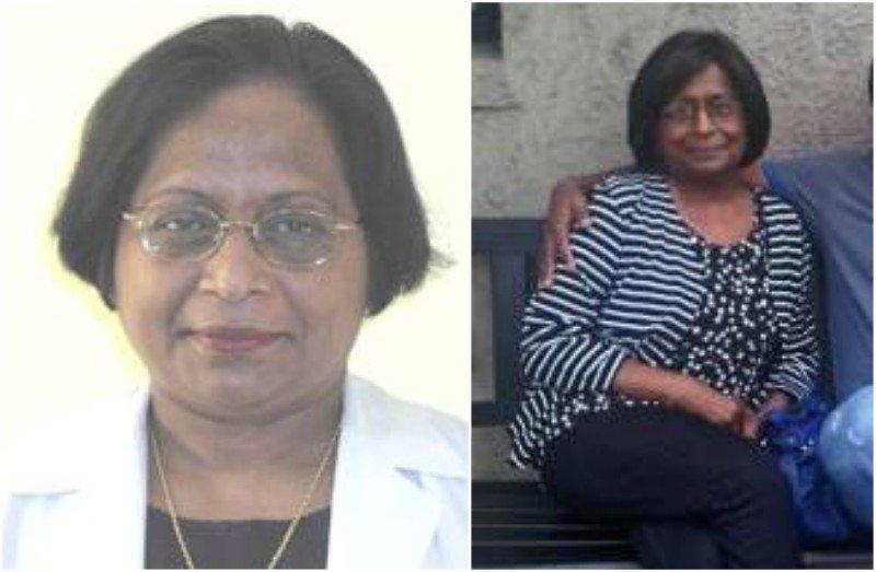 Mindy Kaling's family - mother Swati Roysircar