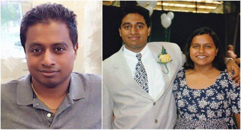 Mindy Kaling's siblings - brother Vijay Chokal-Ingam