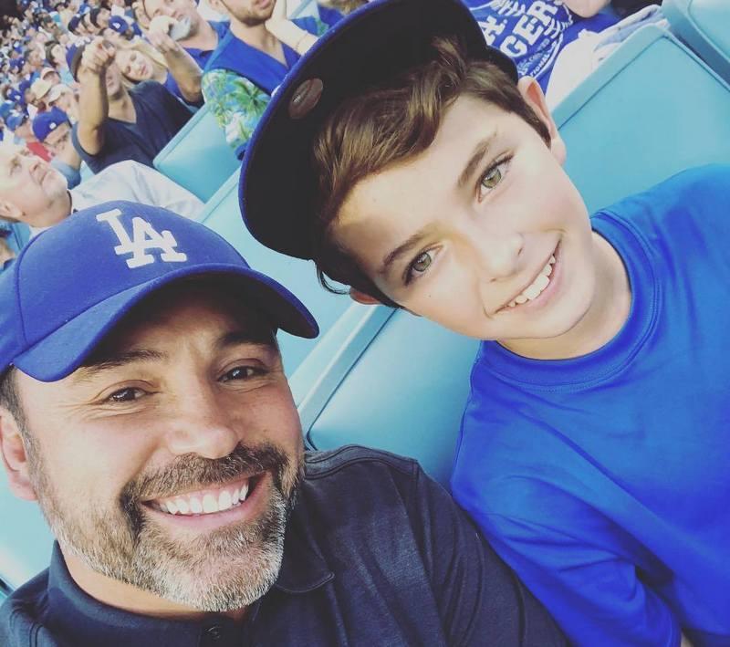 Oscar De La Hoya's children - son Oscar Gabriel De La Hoya