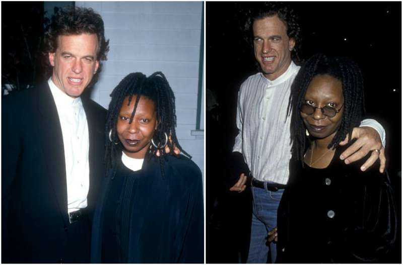 Whoopi Goldberg's family - ex-husband Lyle Trachtenberg