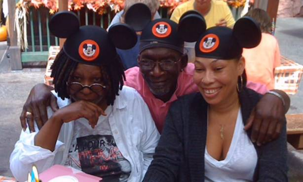 Whoopi Goldberg's siblings - brother Clyde K. Johnson