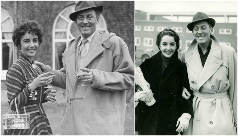 Elizabeth Taylor's family - ex-husband Michael Wilding Sr.