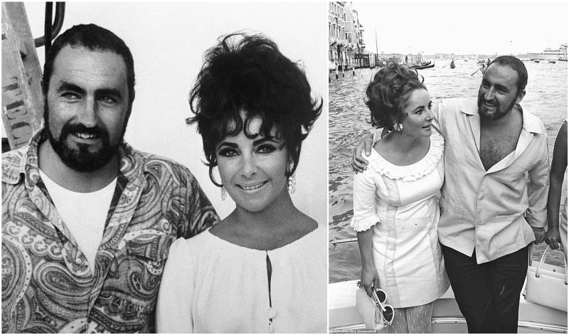 Elizabeth Taylor's siblings - brother Howard Taylor