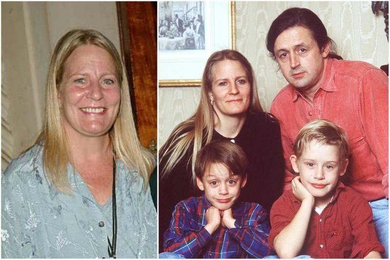 Macaulay Culkin's family - mother Patricia Brentrup