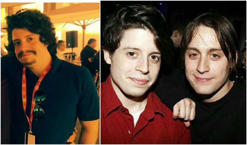 Macaulay Culkin's siblings - brother Christian Culkin