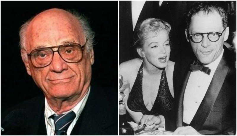 Marilyn Monroe's family - ex-husband Arthur Miller