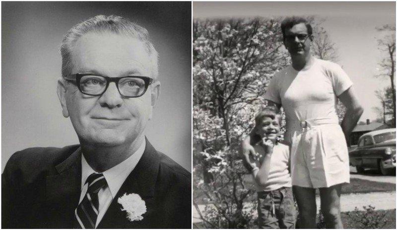 David Letterman's family - father Harry Joe Letterman