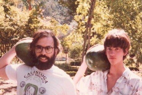 Francis Ford Coppola's children - son Gian-Carlo Coppola