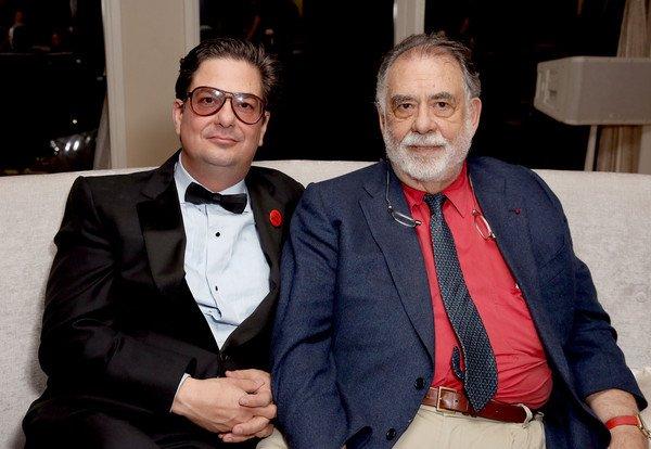 Francis Ford Coppola's children - son Roman Coppola