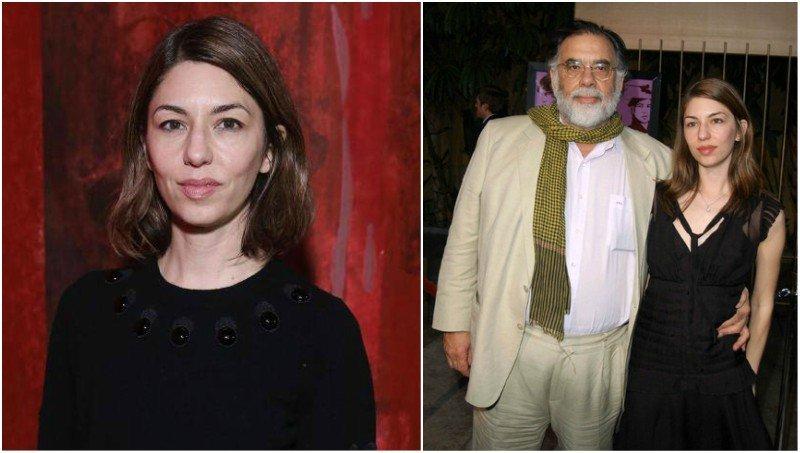 Francis Ford Coppola's children - daughter Sofia Coppola