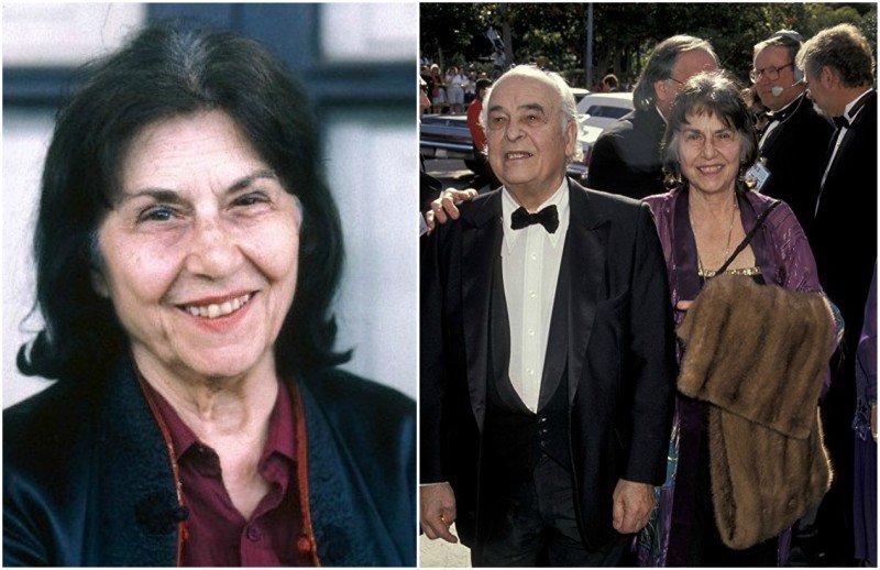 Francis Ford Coppola's family - mother Italia Coppola