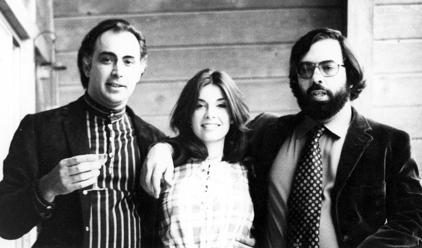 Francis Ford Coppola's siblings