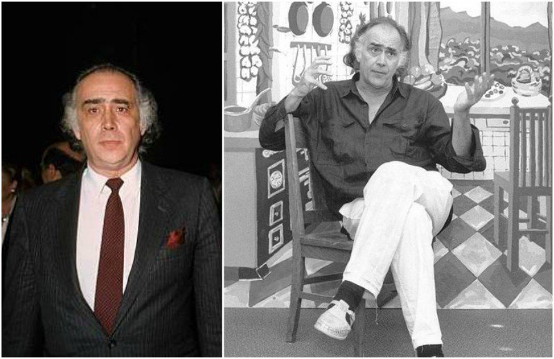 Francis Ford Coppola's siblings - brother August Coppola