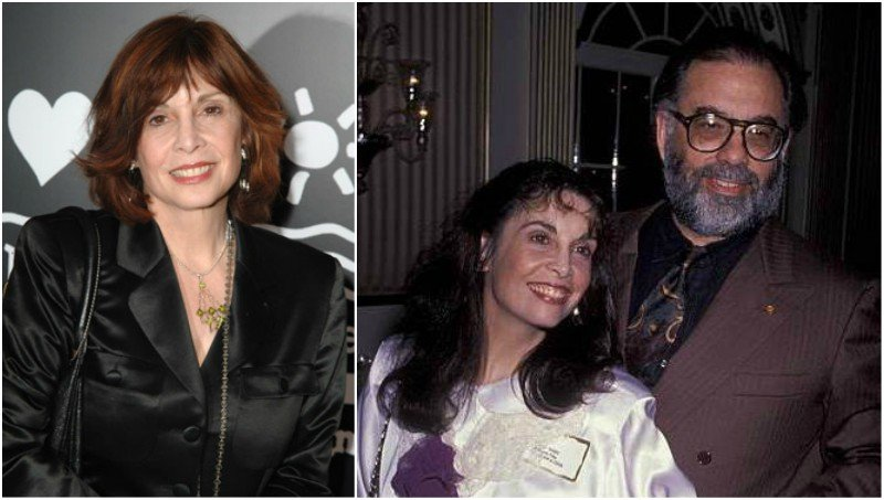 Francis Ford Coppola's siblings - sister Talia Shire