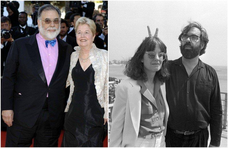 Francis Ford Coppola's family - wife Eleanor Coppola
