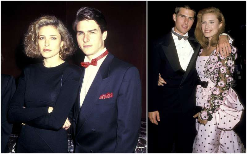 Mimi Rogers' family - ex-husband Tom Cruise
