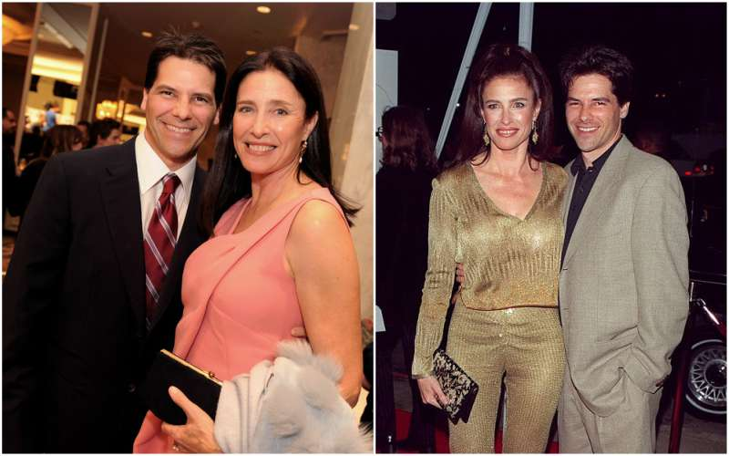 Mimi Rogers' family - husband Christopher 'Chris' Ciaffa