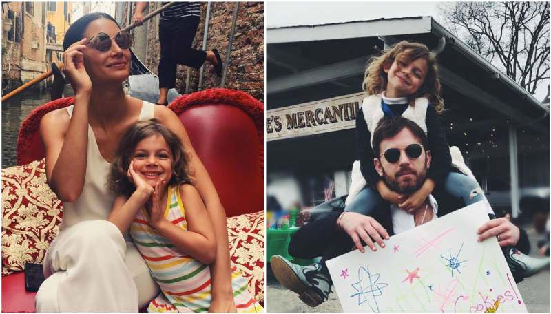 Caleb Followill's children - daughter Dixie Pearl Followill