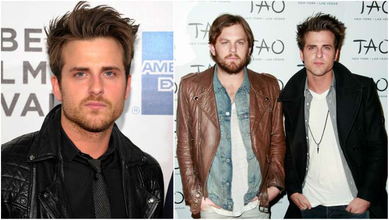 Caleb Followill's siblings - brother Michael Jared Followill