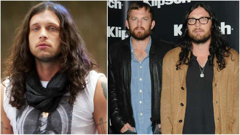 Caleb Followill's siblings - brother Ivan Nathan Followill