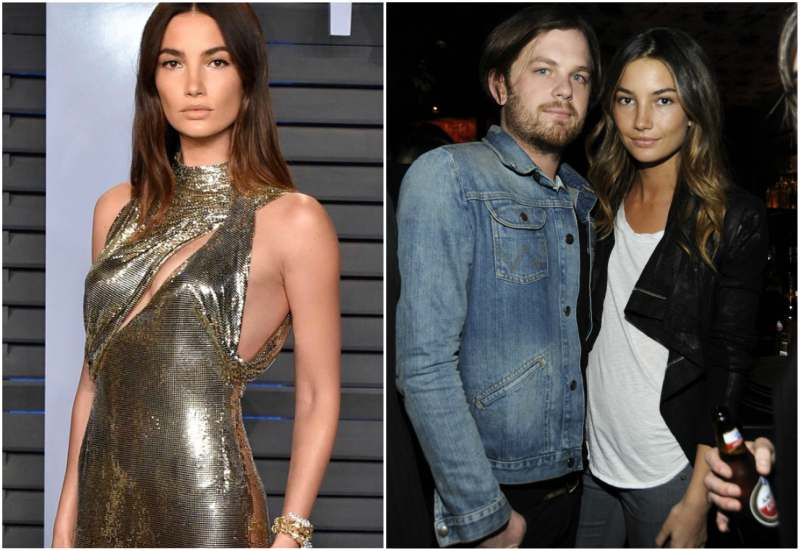 Caleb Followill's family - wife Lily Maud Aldridge