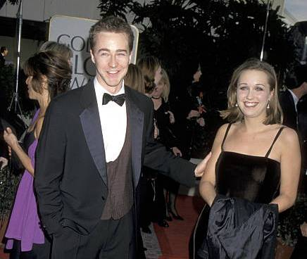 Edward Norton's siblings - sister Molly Norton