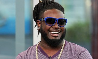 Rapper T-Pain's family: parents, siblings, wife and kids