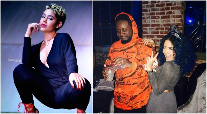 Rapper T-Pain's siblings - sister A'pril Najm