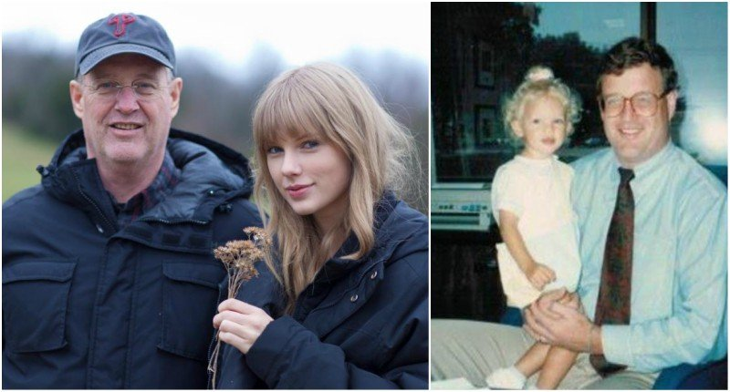 Taylor Swift's family - father Scott Kingsley Swift