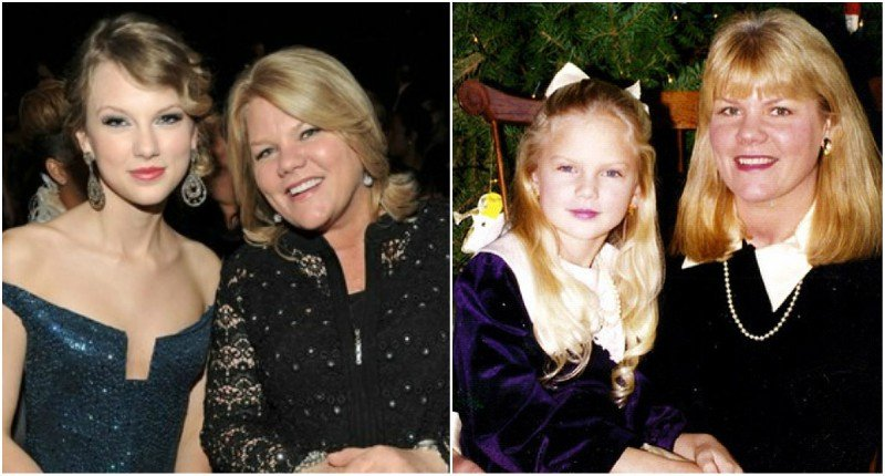 Taylor Swift's family - mother Andrea Gardner Swift