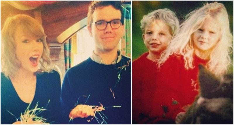 Taylor Swift's siblings - brother Austin Swift