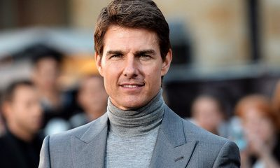 Tom Cruise's father, mother and sisters