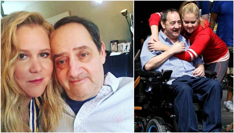 Amy Schumer's family - father Gordon Schumer