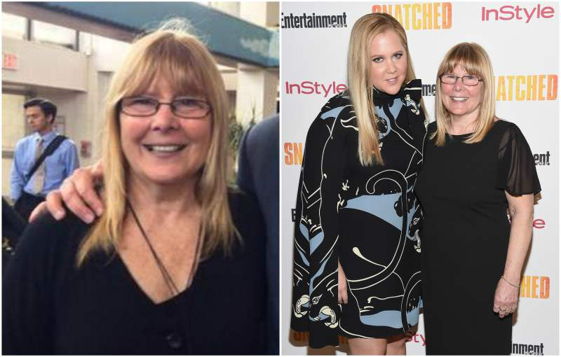 Amy Schumer's family - mother Sandra Schumer