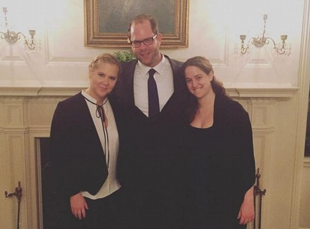 Amy Schumer's siblings
