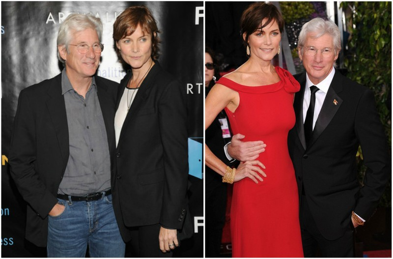 Carey Lowell's family - ex-husband Richard Gere