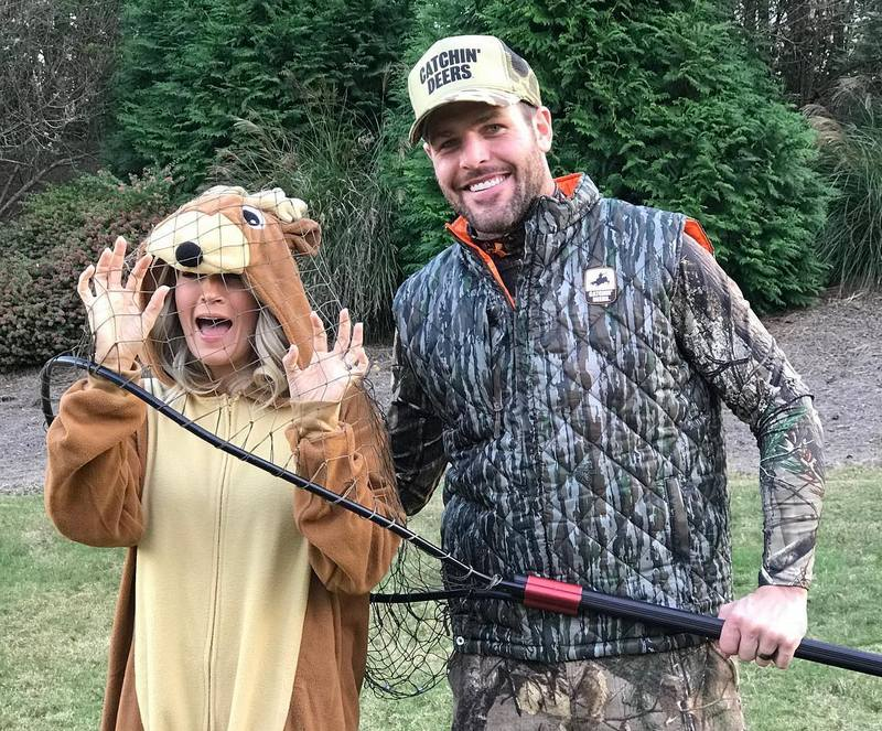 Carrie Underwood's family - husband Mike Fisher
