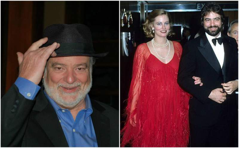 Cybill Shepherd's family - ex-husband David M. Ford