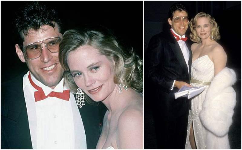 Cybill Shepherd's family - ex-husband Bruce Oppenheim