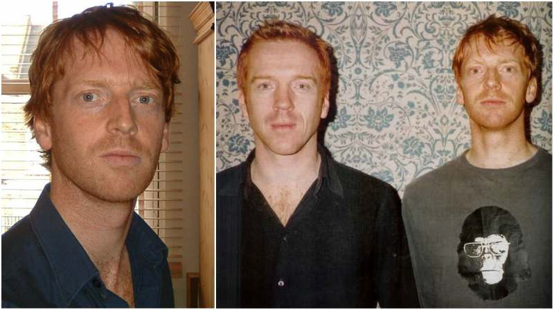 Damian Lewis' siblings - brother Gareth Hugh Bowater Lewis