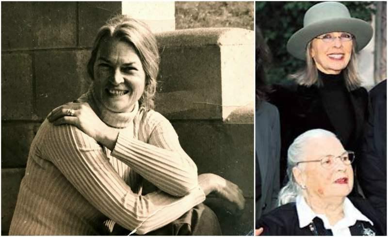Diane Keaton's family - mother Dorothy Deanne Keaton