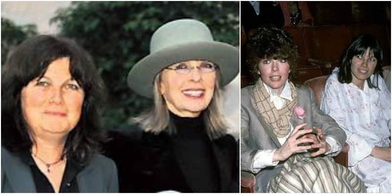 Diane Keaton's siblings - sister Dorrie Hall