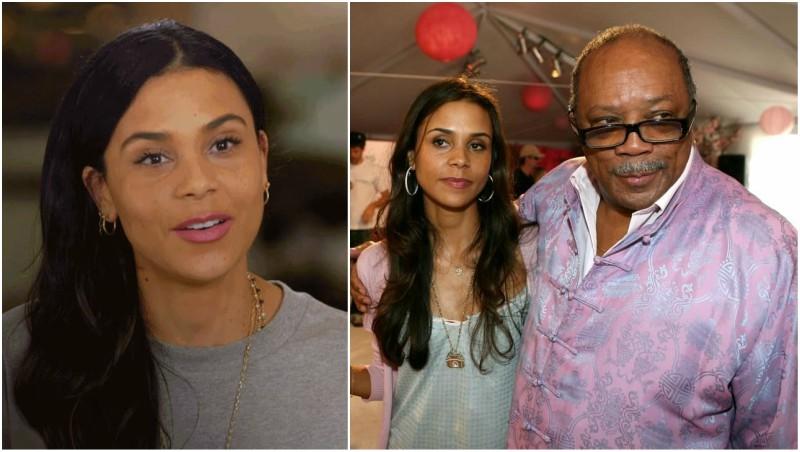 Quincy Jones' children - daughter Kidada Ann Jones