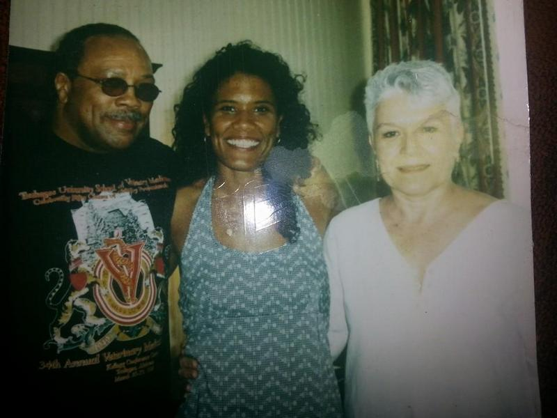 Quincy Jones' family - ex-partner Carol Reynolds